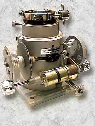 Custom Machined Telescope Accessories